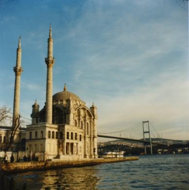 Ortaköy cami, Istanbul
