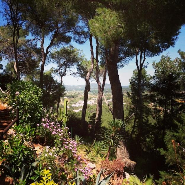 Buenavista, vicino a Santa Eularia